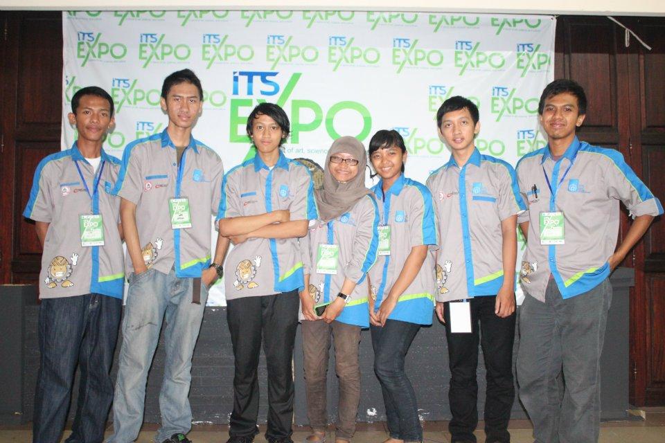 ITS EXPO Crew
