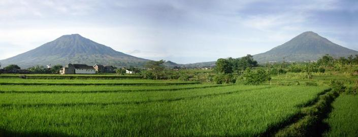 Gunung Sindoro - Sumbing