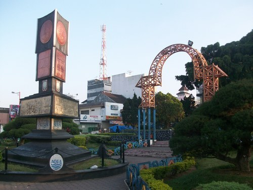 Taman Plaza Wonosobo