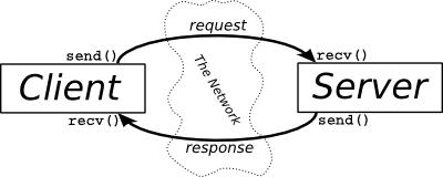 Client - Server Architecture
