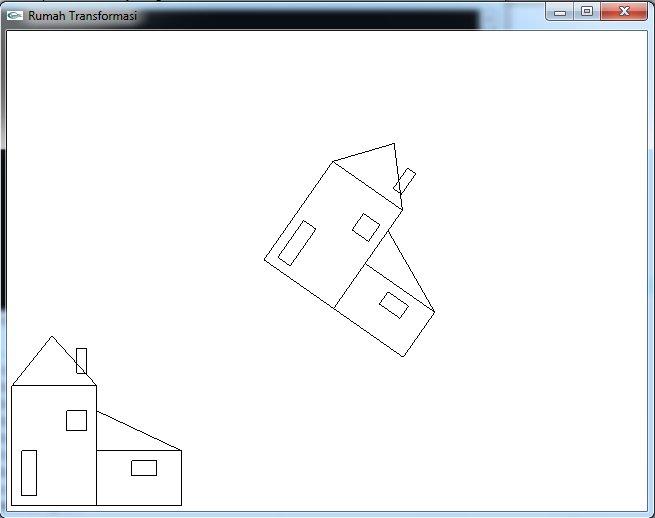 openGL-rumah-transformasi