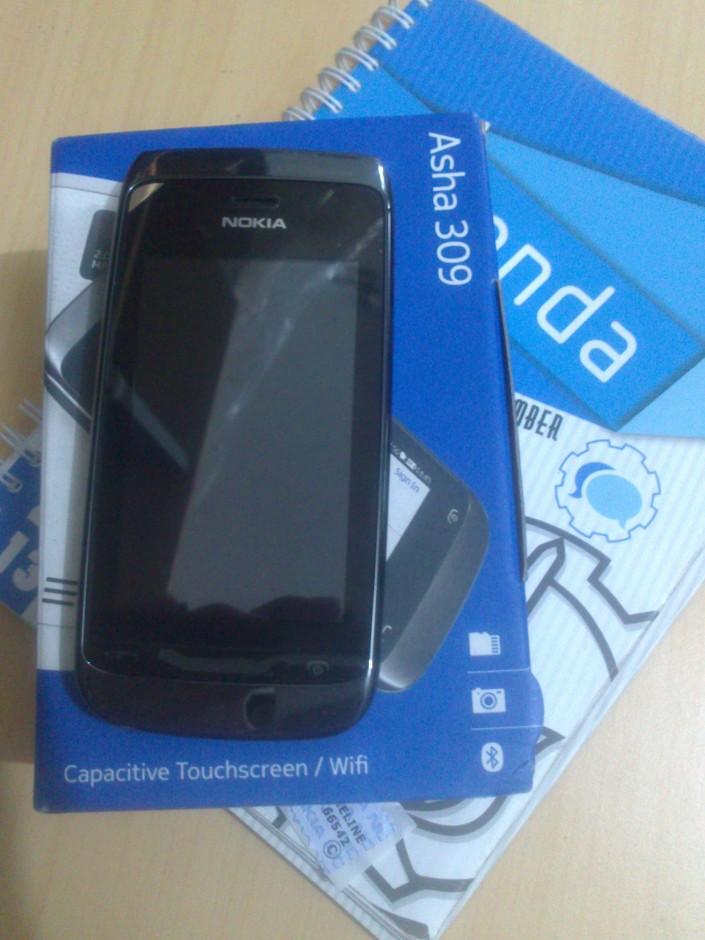 Nokia Asha 309 Ready!