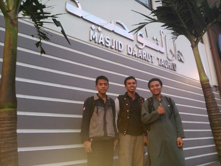@Masjid Daarut Tauhid