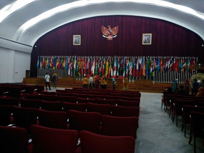 Ruang Utama Konferensi