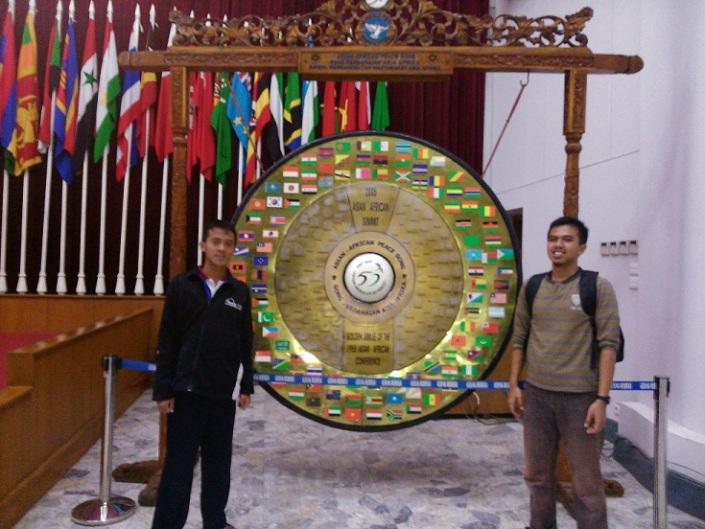 Gong Pembuka Konferensi