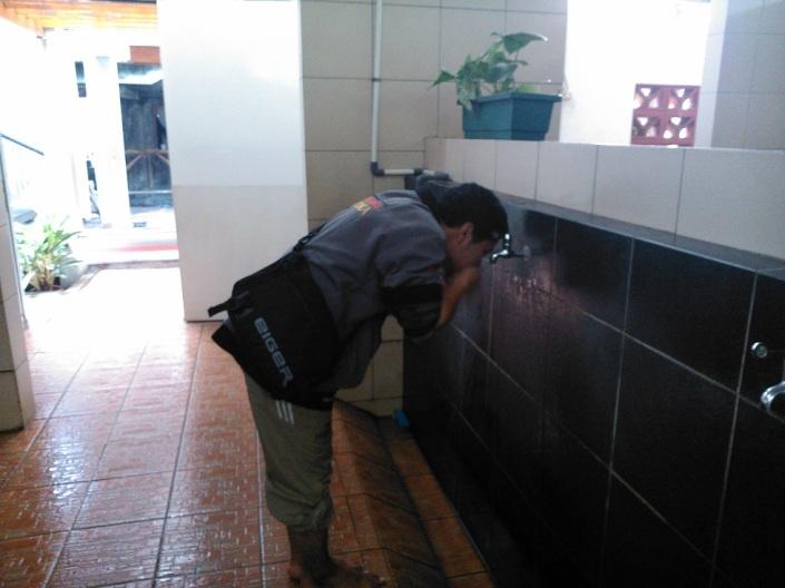 @Tempat Wudhu Masjid Salman