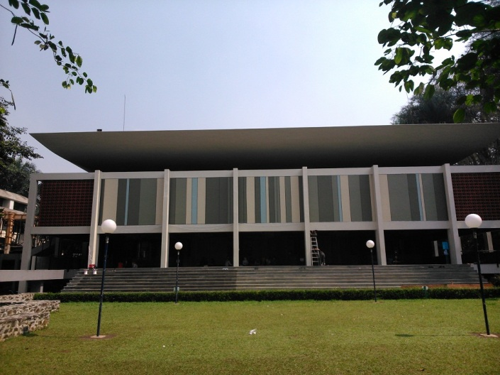 Megahnya Masjid Salman