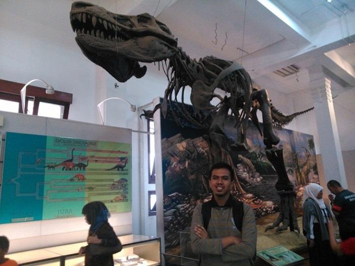 @Ruang Fosil Museum Geologi
