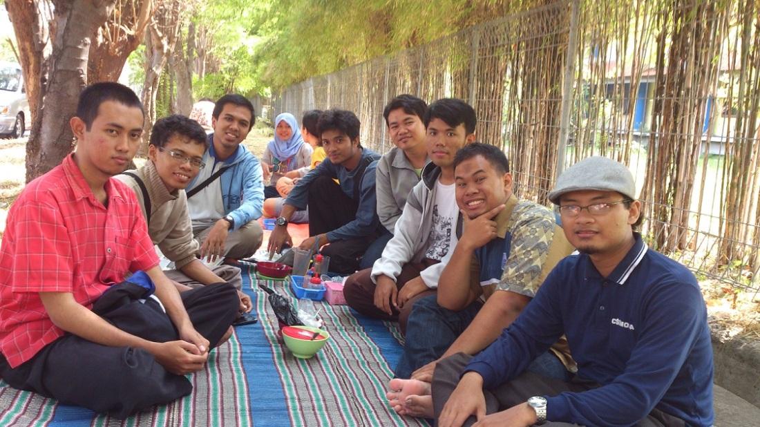 Bersama SSL Team